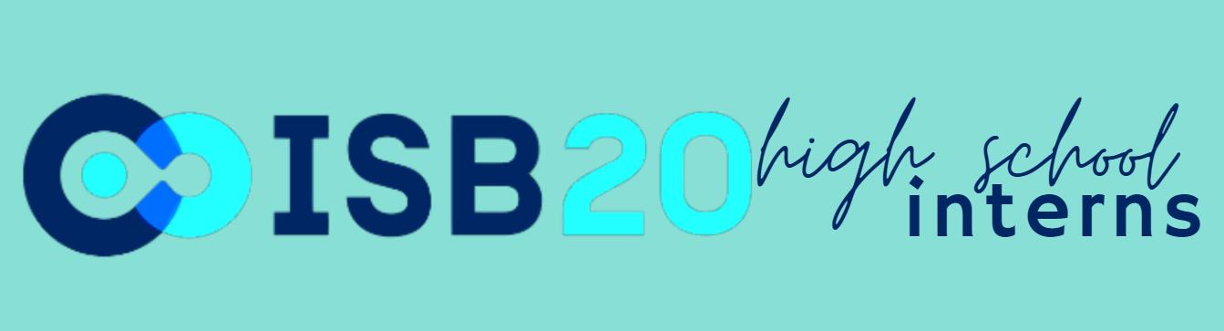 ISB High School Interns 2020